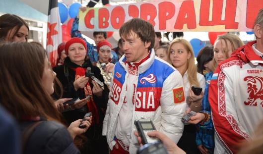 Лыжника Максима Вылегжанина официально пригласили выступать за Татарстан