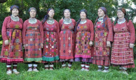 «Бурановские бабушки» из Удмуртии спели для дебютного альбома