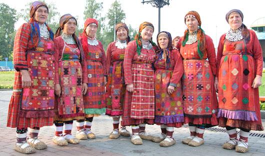 «Бурановские бабушки» готовятся к первому сольному концерту в Кремле