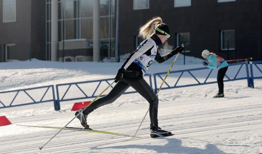 Успех можгинских лыжников
