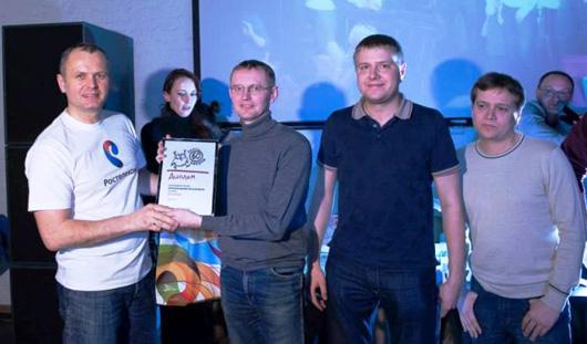 «Ростелеком» в Ижевске выступил партнером первого турнира Корпоративной Лиги клуба интеллектуальных игр «60 секунд»