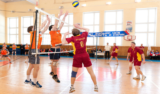 «КОМОС ГРУПП»: победы в спорте, успехи в производстве