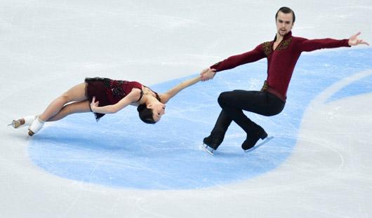 Российские фигуристы взяли серебро чемпионата мира