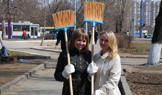 Субботники в Ижевске начнутся в апреле