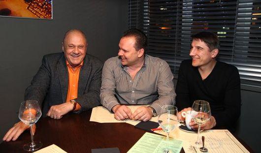 Владимир Меньшов отведал в Ижевске блюда итальянской кухни