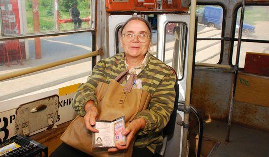 В Ижевске транспортные карты у пенсионеров-нарушителей будут не блокировать, а изымать контролеры
