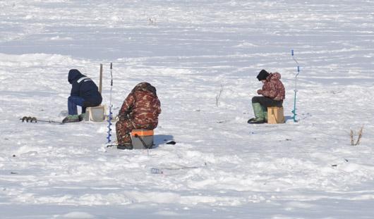 Ограничения на ловлю рыбы введут в Удмуртии с 25 апреля