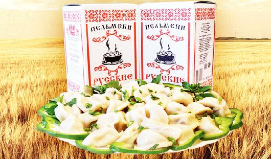 Пельмени «Русские» - легендарный продукт Чайковского мясокомбината