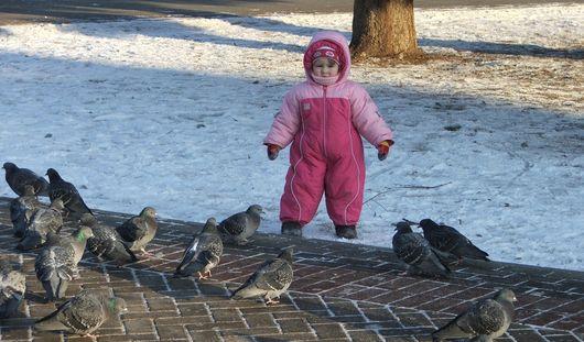 Гололедицу и похолодание обещают на выходные синоптики Ижевска