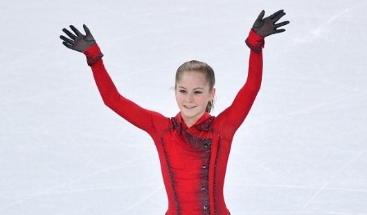 Россиянка Юлия Липницкая стала вице-чемпионкой мира