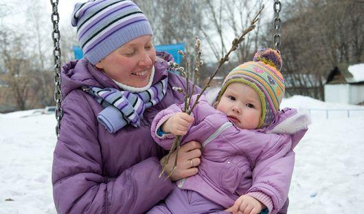 Начало апреля в Ижевске будет снежным и прохладным