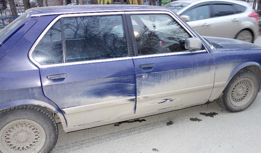 В Ижевске под колеса «БМВ» попал ребенок