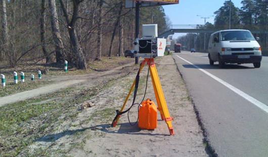 В Удмуртии на Нылгинском тракте установили видеокамеры