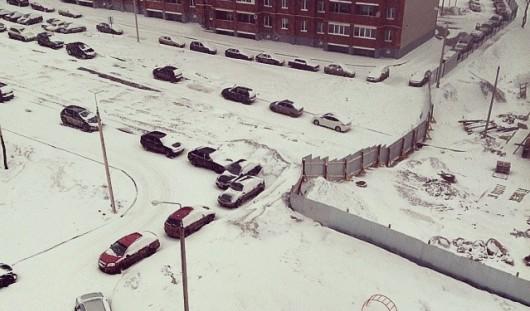 Вернувшаяся зима и новые правила призыва: о чем утром говорят в Ижевске