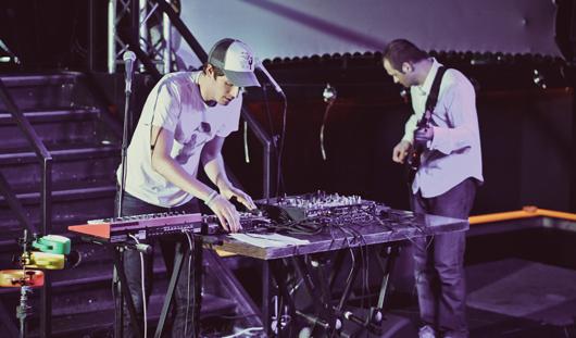 Группа «Самое Большое Простое Число» представила в Ижевске новый альбом