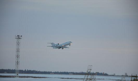 Летать в Санкт-Петербург из Ижевска теперь можно 3 раза в неделю
