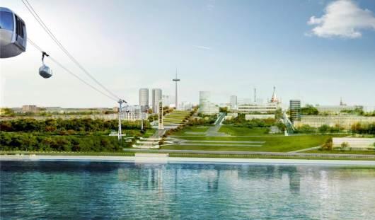 Презентацию новой концепции Центральной площади Ижевска покажут в прямом эфире