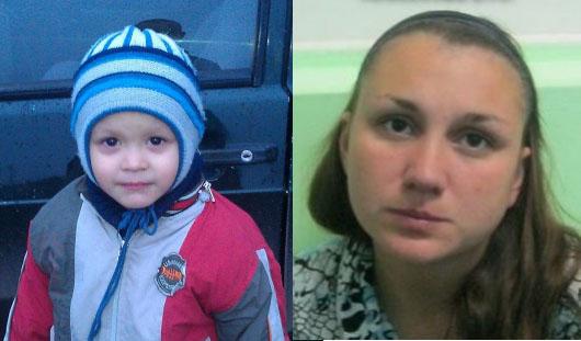 Полицейские Удмуртии вернули отцу украденного матерью 3-летнего сына