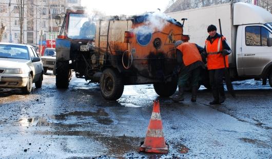 Для ремонта всех дорог в Ижевске нужно по 2 миллиарда рублей в течение 5 лет
