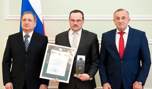 Четыре предприятия «КОМОС ГРУПП» получили премию Главы Удмуртии в области качества