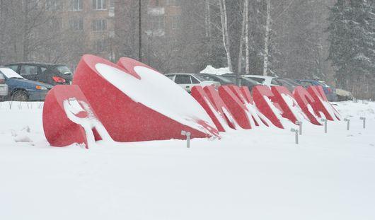 Снегопад, авторисование и новая площадь: чем запомнилась эта неделя в Ижевске