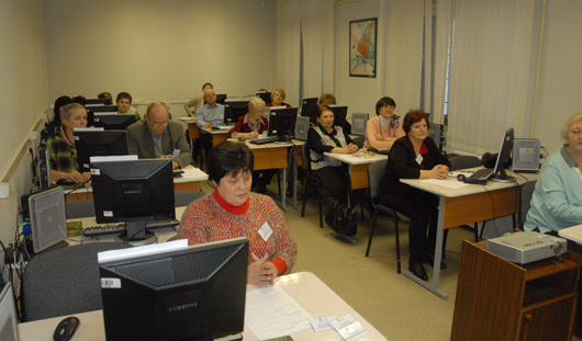 «Ростелеком» и «Университет 55+» организовали очередной этап проекта «Поколение on-line» в Ижевске