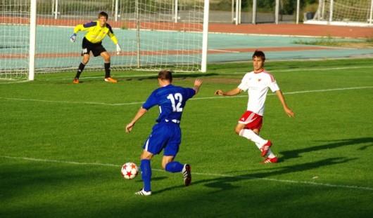 «Зенит-Ижевск» в Турции обыграл футболистов из Омска со счетом 3:0