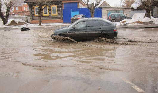 Затопит по традиции: 3 популярных вопроса о паводке в Ижевске