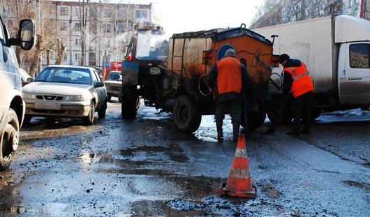 На ремонт ижевских дорог могут направить более полумиллиарда рублей