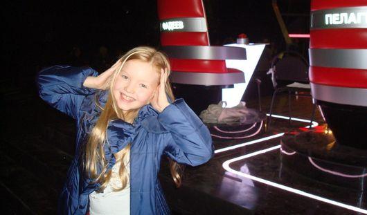 Юная ижевчанка покинула проект «Голос. Дети»