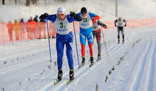 По итогам сезона сборная Удмуртии по лыжным гонкам стала второй в России