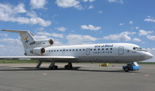 Авиарейс Ижевск - Нижний Новгород теперь будет вылетать по утрам