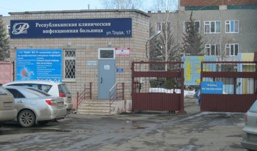 Ижевчан, которые попали с подозрением на менингит, выписали из больницы