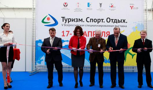 Выставка туристических и спортивных возможностей начала работу в Ижевске