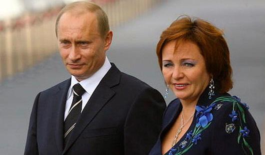 Владимир Путин: «Сначала выдам замуж бывшую жену, а потом подумаю о себе»