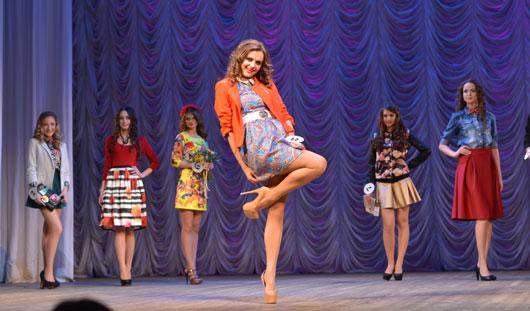 В Ижевске подвели итоги двух конкурсов красоты: «Фотомодель года» и «Маленькая Фея»