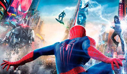 Выиграй билеты на спецпоказ фильма «Новый Человек-паук: Высокое напряжение» в Ижевске