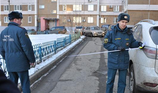 В Ижевске на войну с дворовыми парковками выходит МЧС