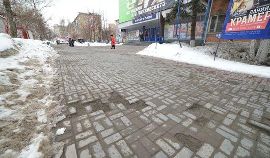Когда заменят брусчатку на Пушкинской, поставят новые остановки и заделают люки на дорогах Ижевска