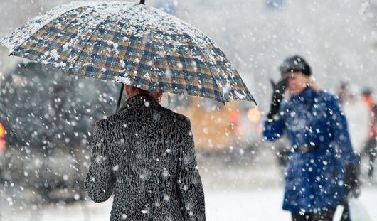 Похолодание и снег ожидают ижевчан на этой неделе