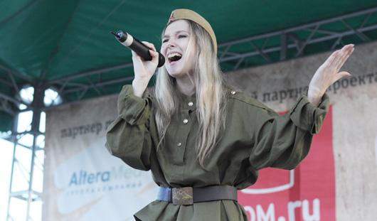 Песенный флешмоб в День Победы пройдет в Удмуртии