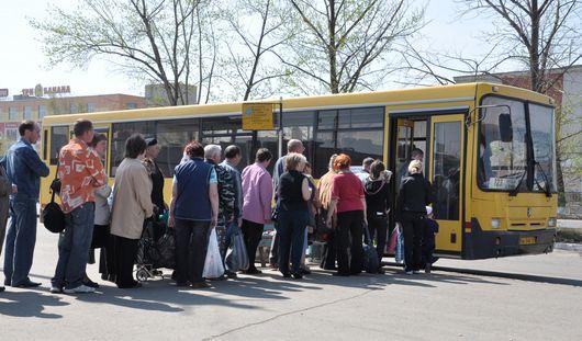 С 30 апреля возобновят движение автобусов по маршруту Глазов – Набережные Челны