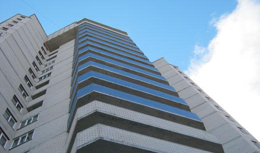 Ижевская школьница выбросилась с 17-го этажа