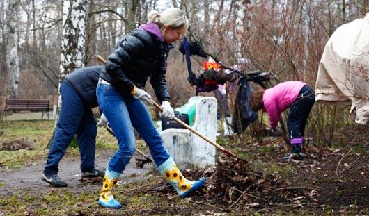 Жители Ижевска наведут порядок на Набережной пруда и парке Кирова
