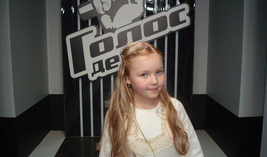 Юная певица из Ижевска исполнит финальную песню в передаче «Голос. Дети»