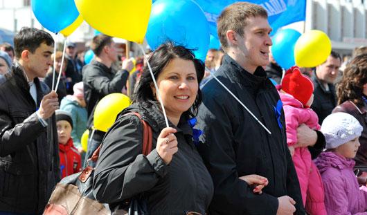 На майские праздники россияне получат 7 выходных