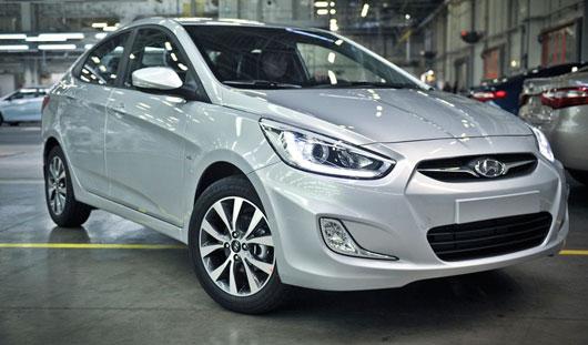 Лучшими автомобилями в 2014 году, по мнению россиян, стали Mercedes-Benz S-Class, Audi и Hyundai
