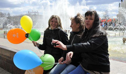 На майские праздники в Ижевске будет по-летнему тепло