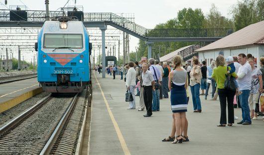 Дополнительные пригородные поезда пустят из Ижевска