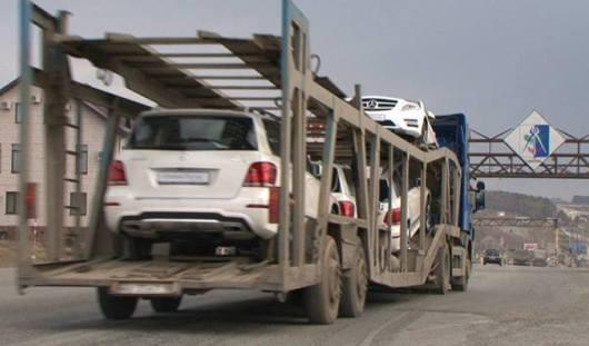 В Ижевск прибыли автомобили для победителей Паралимпийских Игр-2014